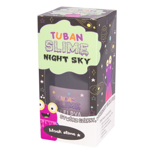 Slime Glut Night Sky Niebo...