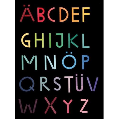 Grimm's - alfabet układanka...